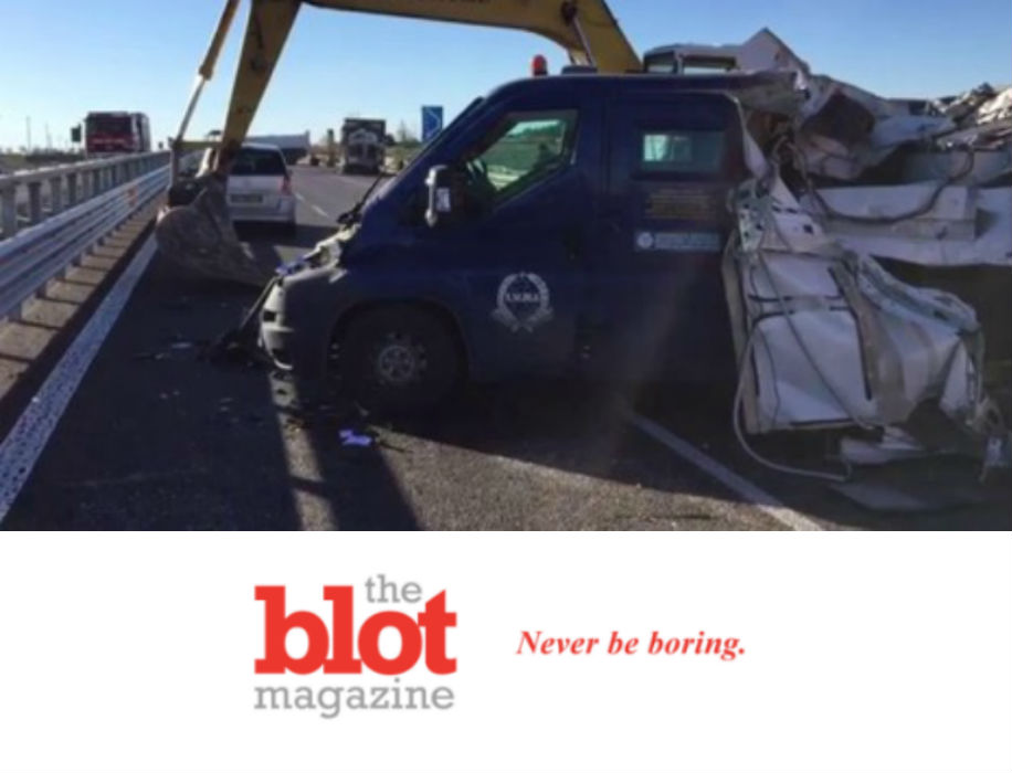 $2.3 Million Armored Truck Heist Using Backhoes in Italy
