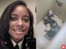 Black Marine Vet Says Sheriff Kept Her Naked 12 Hours