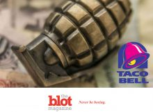 Florida Idiot Finds WWII Hand Grenade, Goes to Taco Bell