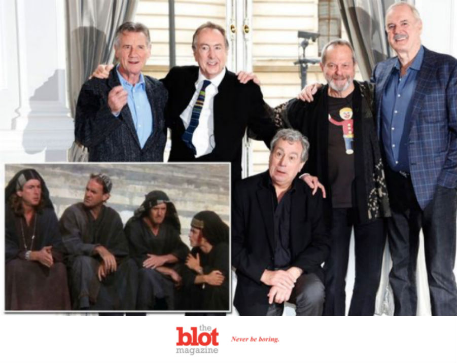 Monty Python 50th Anniversary Reunion Happening?