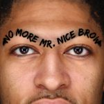 The Brow Upends NBA League But Does it Matter