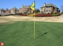 Golf Course Homes Are All Underwater Hazards