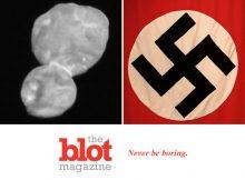 Uproar Over New Horizons Geeks and Ultima Thule Nazi Name