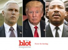 VP Mike Pence Loses Mind, Compares Trump to MLK