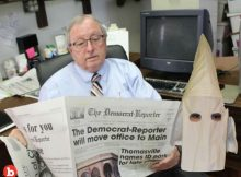 Alabama News Editor Wants the Klan to Clean Out DC