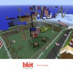 Danish Gov Makes Entire Minecraft Denmark Stolen by US