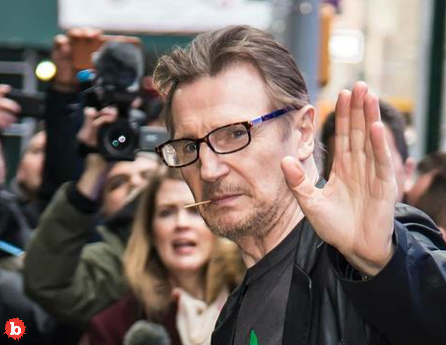 Liam Neeson Admits to Wanting Racist Revenge Murder