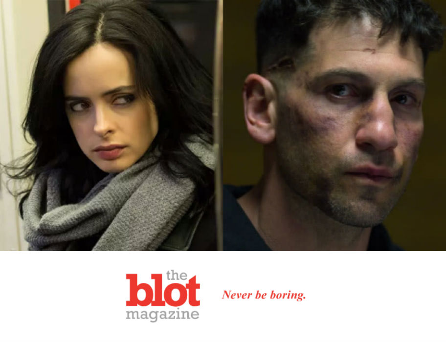 Netflix Cancels Punisher and Jessica Jones Too Bastards