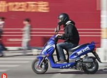 Police Catch Drug Dealer in Slow Speed Scooter Chase