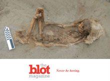140 Kids Found in 15th Century Sacrificial Site Sans Hearts