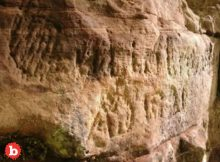 Roman Graffiti Discovered in Ancient Cumbrian Quarry