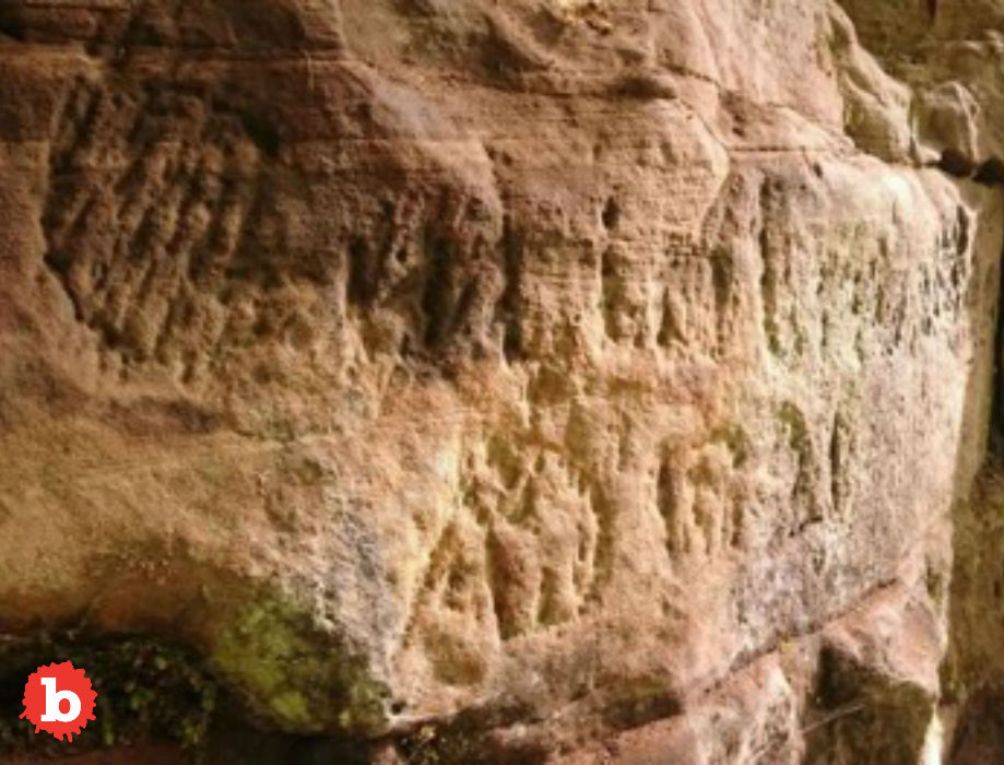 Roman Graffiti Discovered in Ancient Cumbrian Quarry
