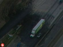 Atlanta Truck Accident Dumps 40,000 Pounds of Printer Ink