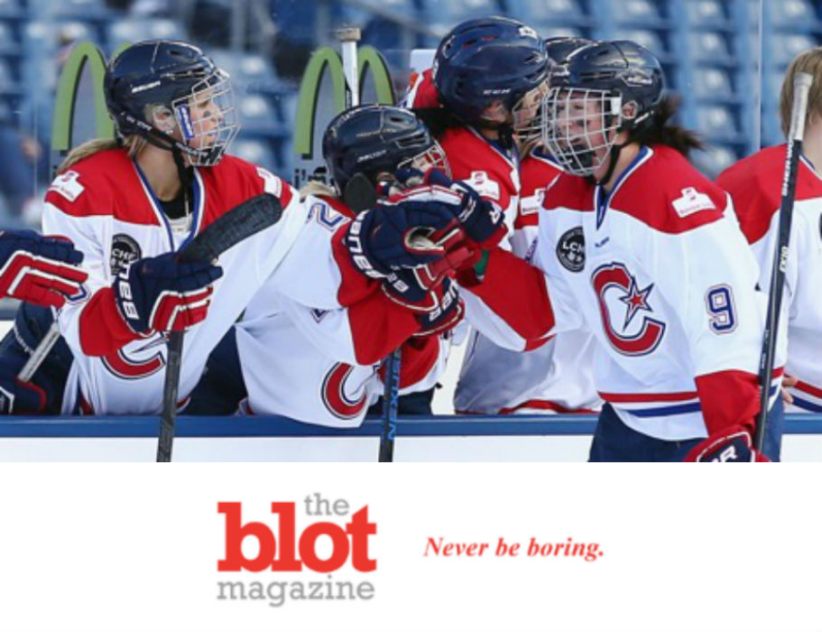 12 Seasons Later Canadian Womens Hockey League is Over