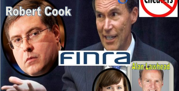 Fraud, SCANDAL, FINRA Secretly Pays Google Search Scammer 'Momentum Factor,' Conceals Rigged FINRA NAC Hearings From Public
