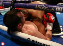 Judges Disqualify Undefeated Boxer for Biting His Opponent