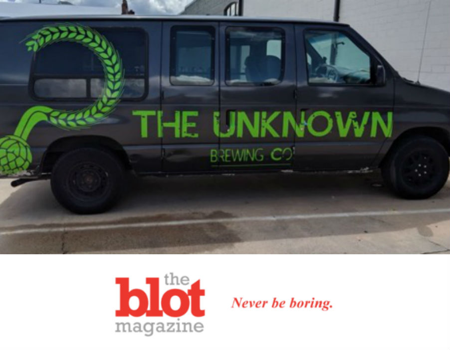 Brewery Offers Free Beer to Find Stolen Van They Find Stolen Van