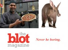 Aardvark Pizza is Now a Thing in Scotland, Causing Furor
