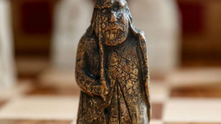 Found in a Drawer, Lost Single Chess Piece Worth $1.3 Million