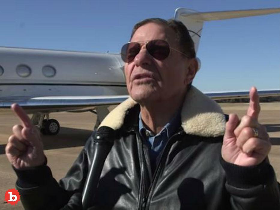 Megachurch Televangelist Needs His Biblical Private Jet