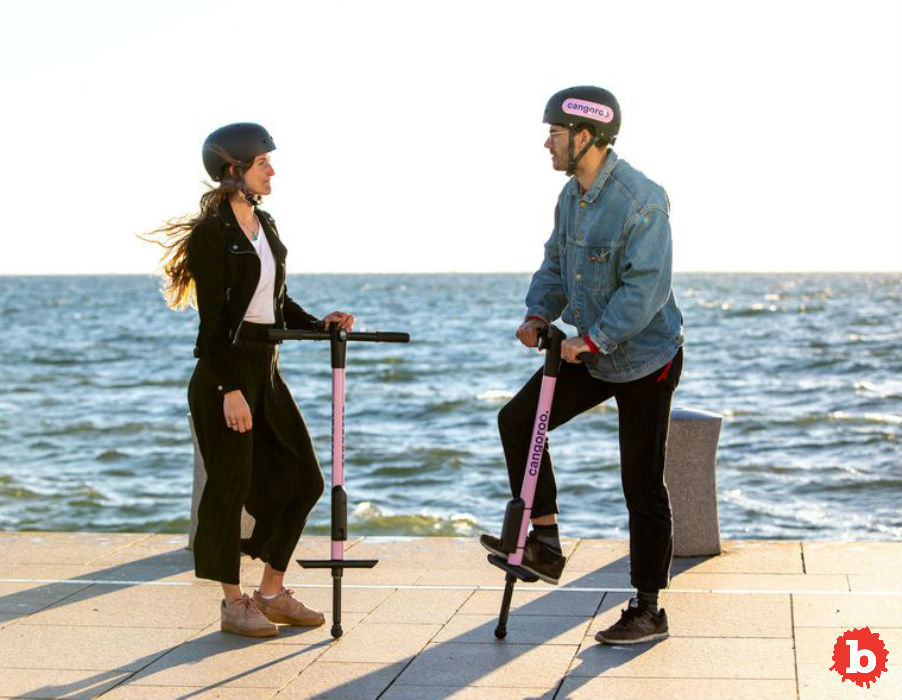 Swedish Company Floats Idea of Public Pogo Sticks in San Francisco