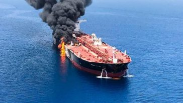 Who Benefits From Attacking Two Oil Tankers in Middle East