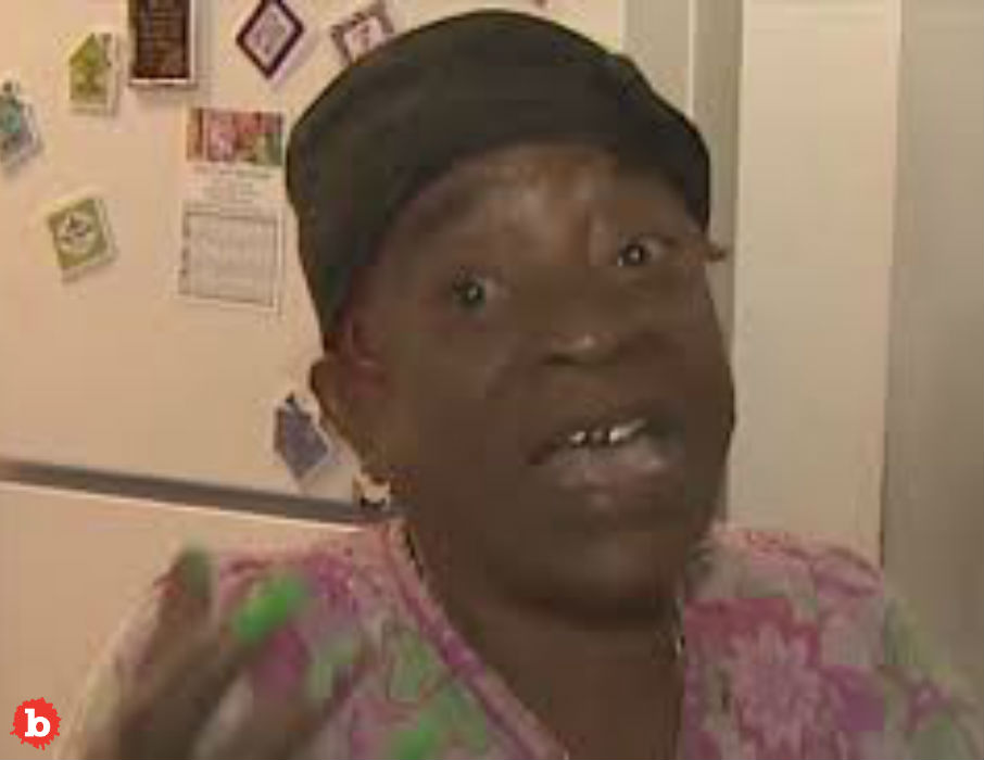 61-Year-Old Florida Woman, Nearly Toothless, Bites Burglar