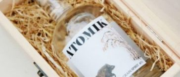 Chernobyl Vodka, Anyone? Atomik Is Made From Nearby Grown Grain