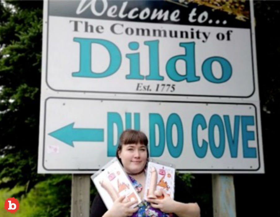 Don't Use the Town of Dildo to Sell Your Sex Toys