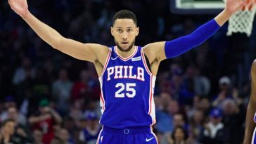 Philly's 76er Ben Simmons Racially Profiled at Casino Down Under?