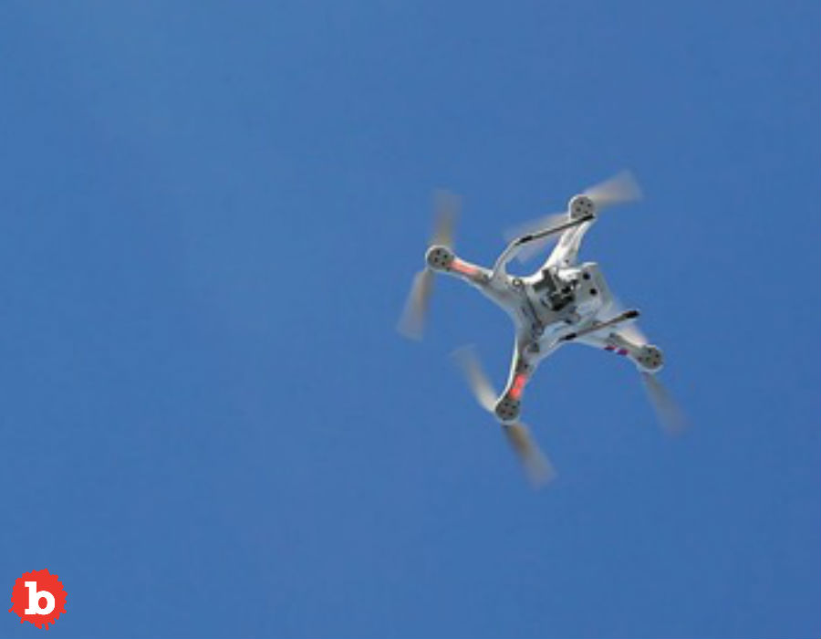 Disgruntled Ex Used a Drone to Drop Explosives on Ex-Girlfriend