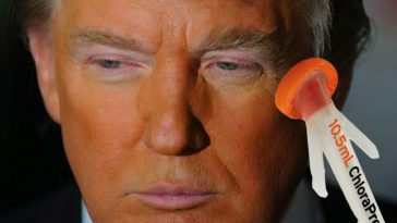 Donald Trump Blames Orange Look on LED Bulbs