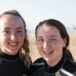 """Their names are Isla and Eilidh Noble. They 15 and 14 years old, respectively. And as teens should, they were enjoying a lovely day at the Fraserburgh Beach, Aberdeenshire. As you might imagine, that's in Scotland. Specifically, the Waters of Philorth, near Fraserburgh, Scotland. I would say England. But who knows how long that will last? Anyway, the two teen sisters were having a nice time at the beach. But then they heard cries for help in late August. They immediately tracked down where the cries were coming from and saw a man having trouble in the water with a little boy he was holding up on his shoulders. And that's when the tees sisters became hero teen sisters and saved the man and his son from drowning. Isla immediately dove into the water, brining along a float with her. She first secured the 4-year-old boy and got him on the float. Meanwhile, another passerby, Keith Grey, went out as well to help pull the father and son duo in to shore. Eilidh stayed on shore to get the word out to emergency services to come help. Once she got that call in, she went to help secure the near drowned victims at the shoreline. The father had turned blue, probably from all the water he swallowed and inhaled. He was not conscious by the time they got him to shore. But he did wake up on the sand and thanked the two sisters for saving both him and his son. Isla later told media, """"To begin with I thought they were just playing but then he started to shout 'help'."""" She continued, """"I didn't think – I just swam out as quickly as possible and pulled the kid onto the lilo (float)."""" That's a hero! Emergency services arrived on the beach in an air ambulance helicopter and took the two to the hospital. But this whole story is one of timing. Just a few seconds longer and the father would have passed out before help arrived. Then, both he and his son would have been goners."""