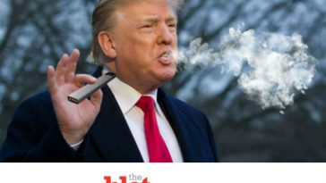 Trump Admin Considers Federal Ban on Vaping Products