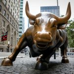 Wall Street Bull Damaged After Man Attacks With Banjo
