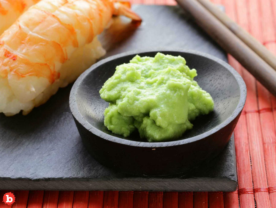 Wedding Wasabi Gives Woman Broken Heart Syndrome