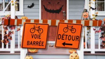 Egotistic Montreal Mayor Cancels Halloween, On Halloween