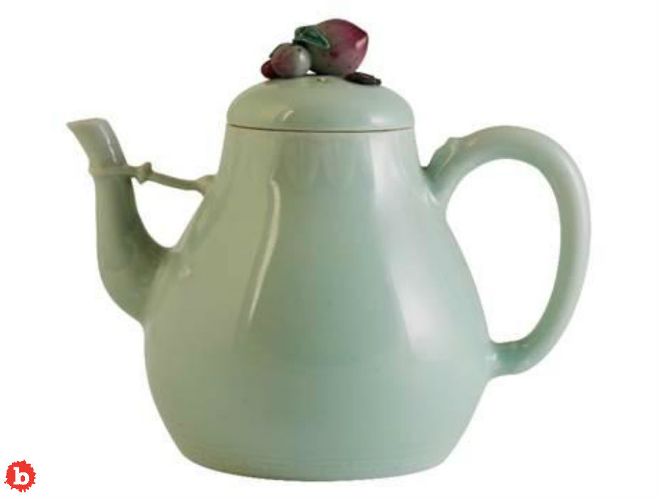 British Man's Tea Pot on a Shelf Sells for $1.25 Million