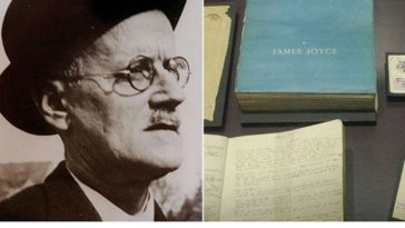Twitter in Chief Trump Trumps James Joyce's Ulysses