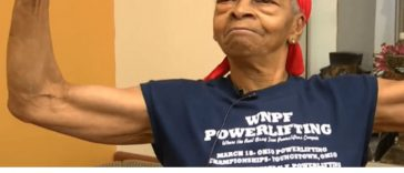 Wheaties Eating 82-Year-Old Woman Weightlifter Fights Off Home Invader