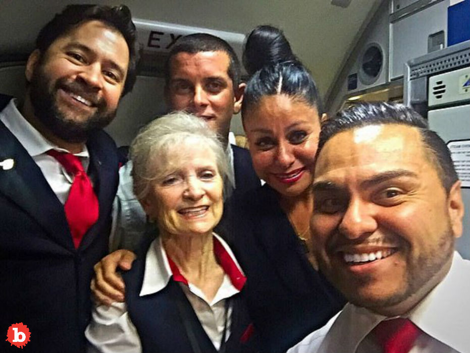 79-Year-Old Delta Flight Attendant Fired Over Milk Carton?