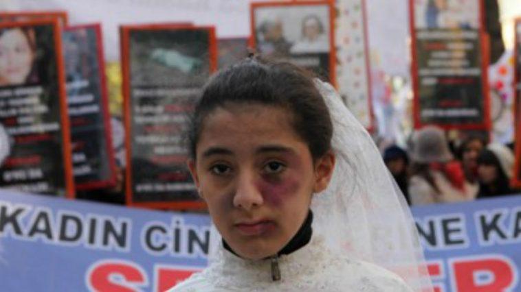 Turkey's Erdogan Wants Law to Let Men Rape Underage Girls, Then Marry Them