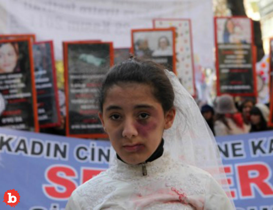 Turkey's Erdogan Wants Law to Let Men Rape Underage Girls, Then Marry Them