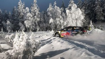 Climate Change Killing This Year's Popular Rally Sweden Race