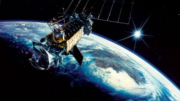 Tandem Duo Russian Spacecraft Stalking US Spy Satellite