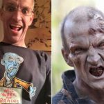 Walking Dead Zombie Actor Jailed for Biting Domestic Fan
