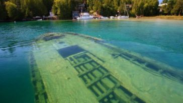 After Lockdown, Visit the Shipwreck Capital of Canada, Lake Huron
