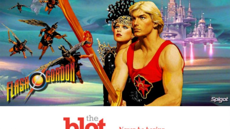 Perfect, Campy Space Opera Flash Gordon Releasing in 4K Resolution