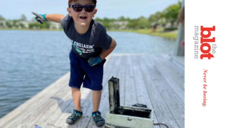 Robbery Case Solved by 6-Year-Old Magnet Fishing, Sunken Lake Safe