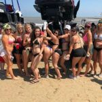 Galveston Texas Scene of Twerking, Topless Arrests